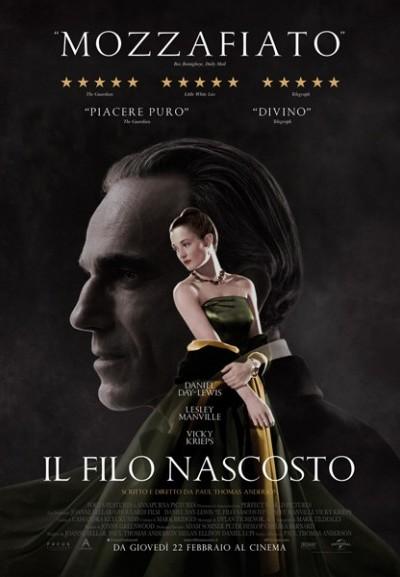 Cinema Politeama - locandina Il filo nascosto
