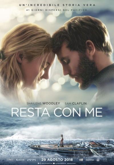 Cinema Politeama - locandina Resta con me