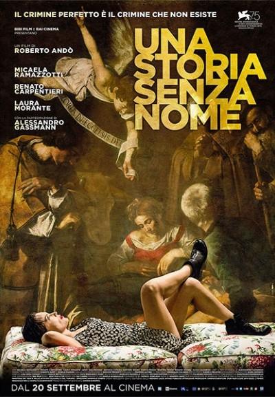 Cinema Politeama - locandina Una storia senza nome