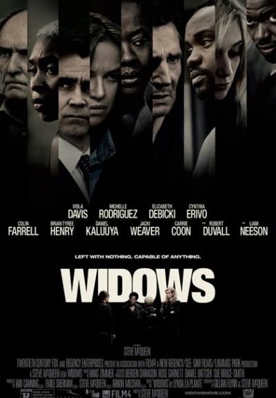 Cinema Politeama - locandina Widows: eredità criminale