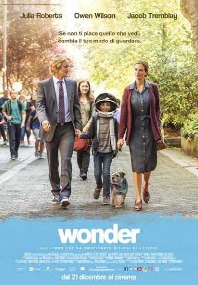 Cinema Politeama - locandina Wonder