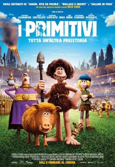Cinema Politeama - locandina I Primitivi