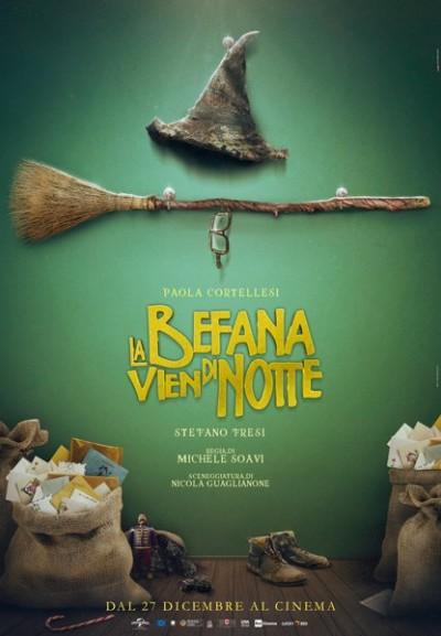 Cinema Politeama - locandina La Befana vien di notte