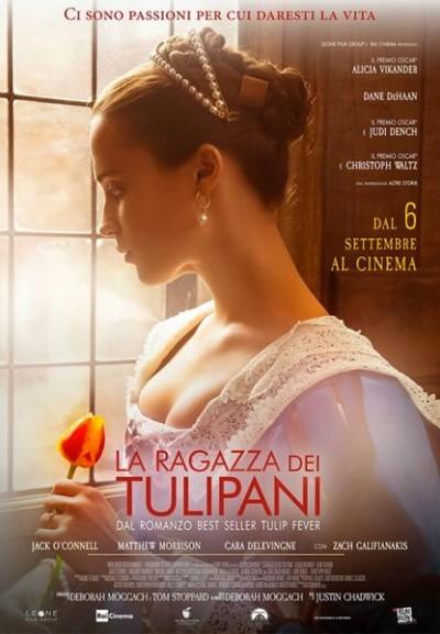 Cinema Politeama - locandina La ragazza dei Tulipani
