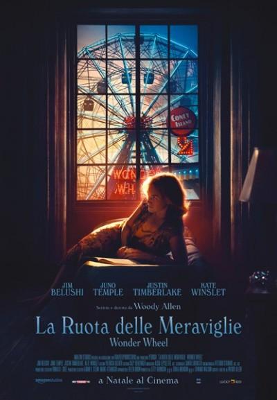 Cinema Politeama - locandina La ruota delle Meraviglie