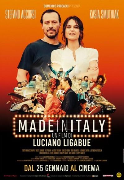 Cinema Politeama - locandina Made in Italy