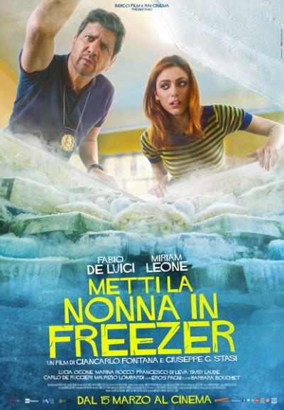 Cinema Politeama - locandina Metti la nonna in freezer