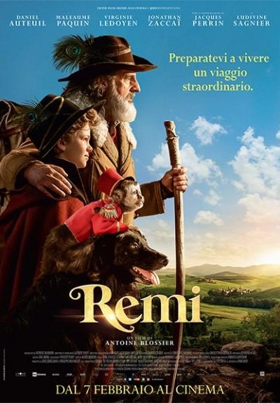 Cinema Politeama - locandina Remi