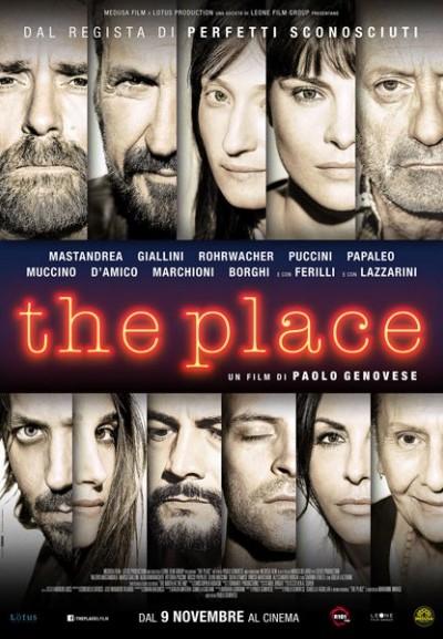 Cinema Politeama - locandina The Place