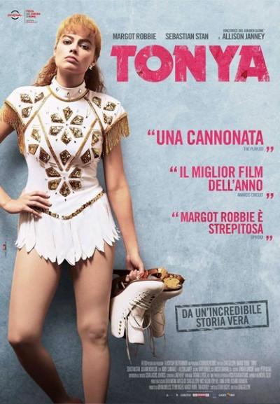 Cinema Politeama - locandina Tonya