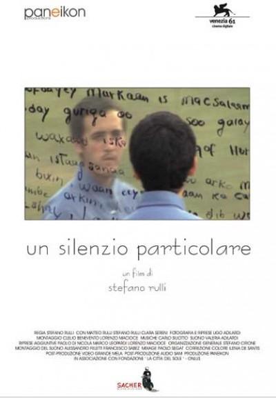 Cinema Politeama - locandina Un silenzio particolare
